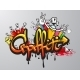 Graffiti Characters Print - GraphicRiver Item for Sale