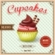 Cupcake Cafe Poster - GraphicRiver Item for Sale
