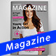 A4 Magazine Template | Vol 5 - GraphicRiver Item for Sale
