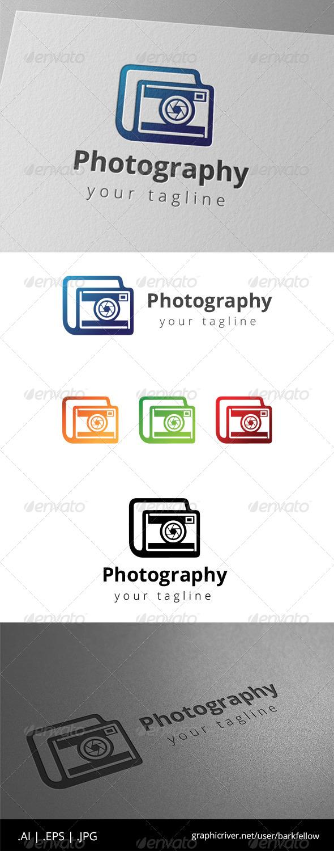 GraphicRiver Camera Photography Studio Logo 8631522
