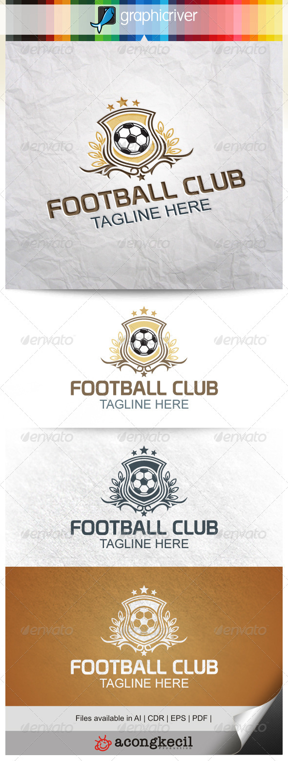 GraphicRiver Football Club V.4 8631781