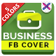 Business Facebook Covers - 5 Colors - GraphicRiver Item for Sale
