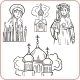 Orthodox Religion  - GraphicRiver Item for Sale