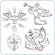 Angels and Doves - GraphicRiver Item for Sale