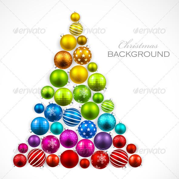 GraphicRiver Christmas Tree 8632262