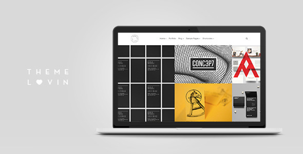 Mug: Clean Creative Multipurpose Grid Portfolio - Portfolio Creative