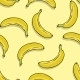 Banana Seamless Pattern - GraphicRiver Item for Sale