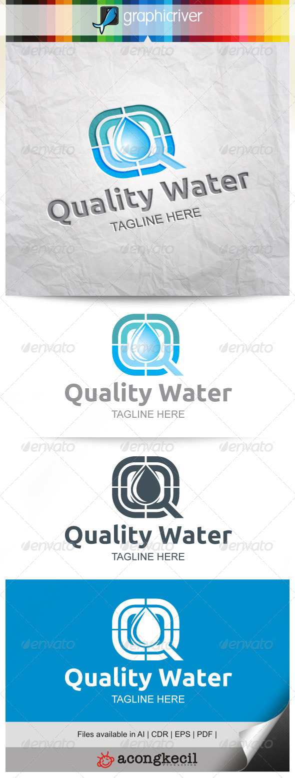 GraphicRiver Quality Water 8632883