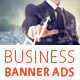 Corporate Business Web Banner Ads Vol.3 - GraphicRiver Item for Sale