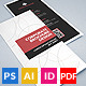 Corporate Tri-Fold Brochures Template 21 - GraphicRiver Item for Sale