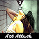 Art Attack Vol. 1  - GraphicRiver Item for Sale