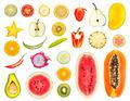 fruit sliced - PhotoDune Item for Sale