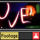 Light Painting Love Message - VideoHive Item for Sale