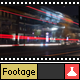 Night Street with Billboard - VideoHive Item for Sale