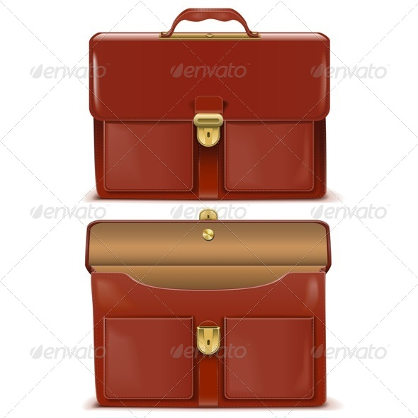 GraphicRiver Briefcase Icons 8634753