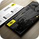 Clean Photographer Business Card - GraphicRiver Item for Sale