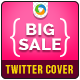 Big Sale Twitter Headers - GraphicRiver Item for Sale