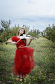 Young woman playing violin - PhotoDune Item for Sale