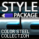 Color Steel Styles - GraphicRiver Item for Sale