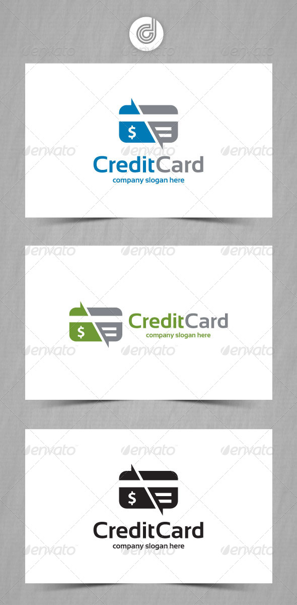 GraphicRiver Credit Card 8636023