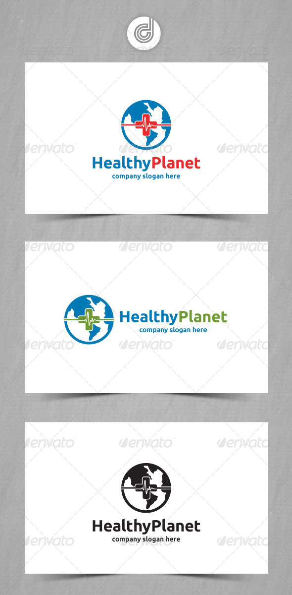 GraphicRiver Healthy Planet 8636048
