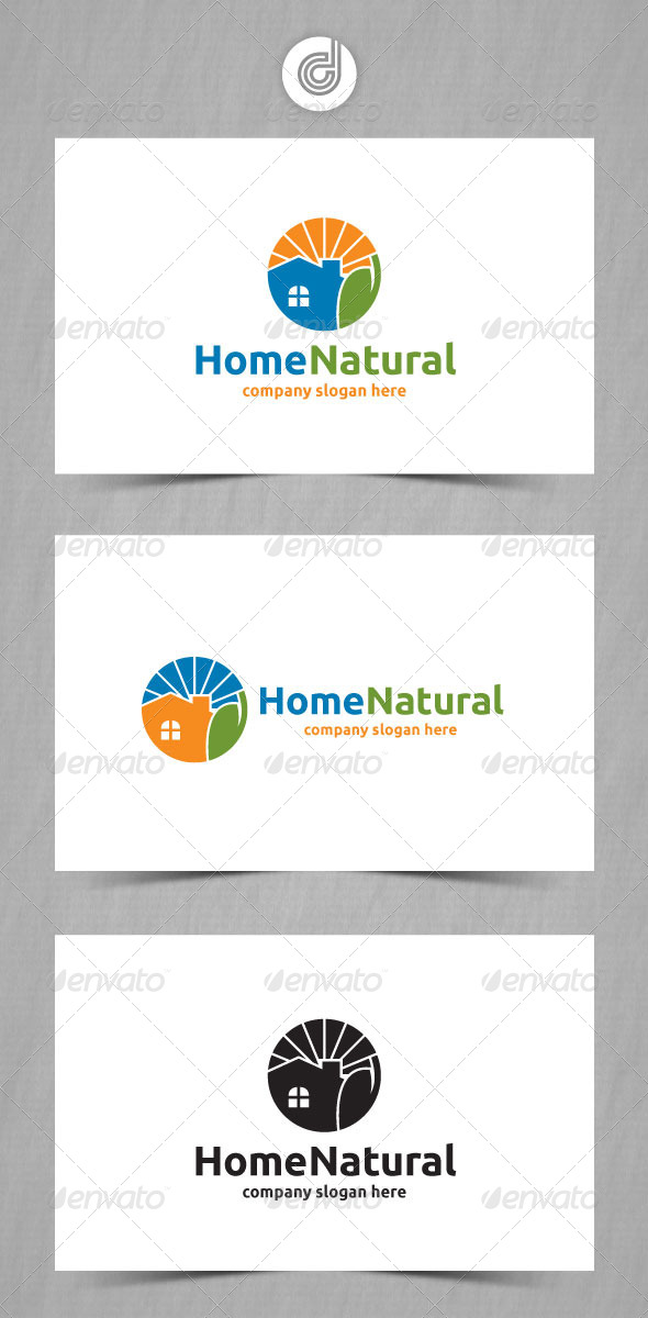 GraphicRiver Home Natural 8636074