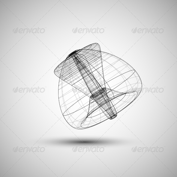 GraphicRiver Abstract Stylish Technology 8636784