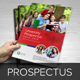 College University Prospectus/ Magazine Template - GraphicRiver Item for Sale