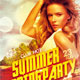 Summer Ending Party Flyer - GraphicRiver Item for Sale
