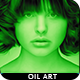 Soft Skine Oil Art Actions - GraphicRiver Item for Sale