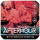 Afterhours Flyer/Poster  - GraphicRiver Item for Sale