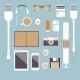 Vector Set Flat Business - GraphicRiver Item for Sale
