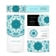 Business Cards Collection, Floral Design - GraphicRiver Item for Sale