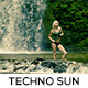 Techno Sun - GraphicRiver Item for Sale