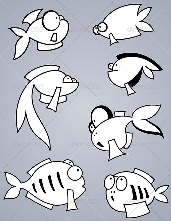 Fishes Set