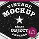 Vintage Logo Mockups • V1 - GraphicRiver Item for Sale