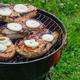 Grilling steaks at summer weekend - PhotoDune Item for Sale