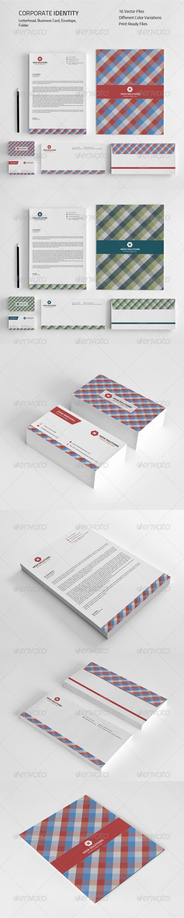 GraphicRiver Corporate Identity 02 8638830