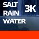 Salt Rain Pool Water - VideoHive Item for Sale