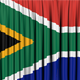 South Africa Curtain Open - VideoHive Item for Sale