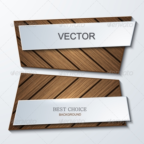 GraphicRiver Vector Modern Banners Element Design 8639062