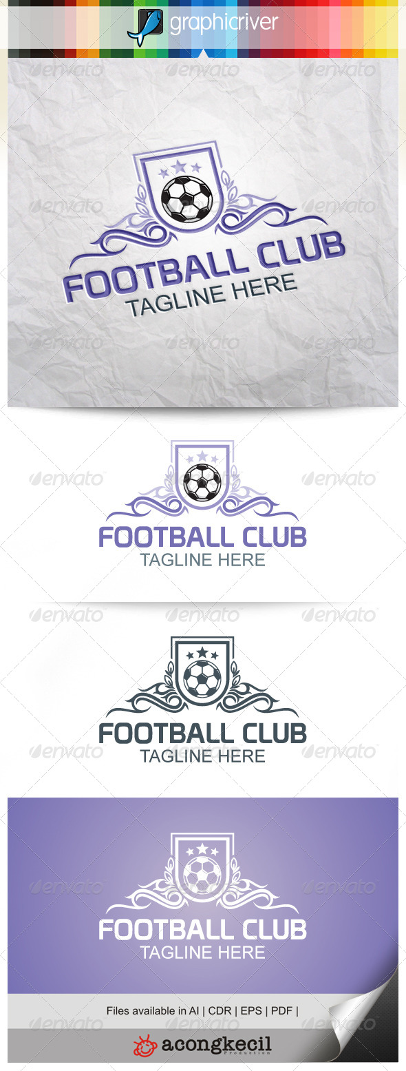 GraphicRiver Football Club V.5 8639094