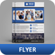 Corporate Flyer Template Vol 30 - GraphicRiver Item for Sale