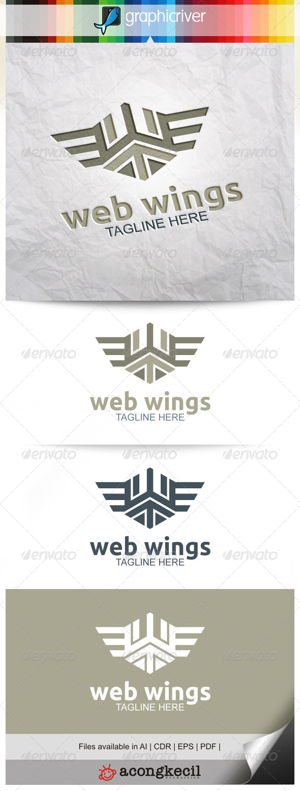 GraphicRiver Web Wings V.2 8639550