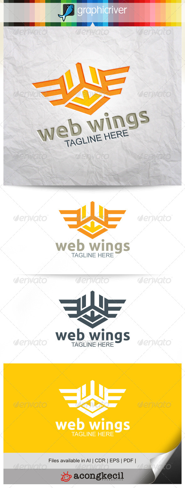 GraphicRiver Web Wings V.3 8639552
