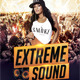 Extreme Sound Flyer - GraphicRiver Item for Sale