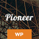 Pioneer - One Page Creative WordPress Theme