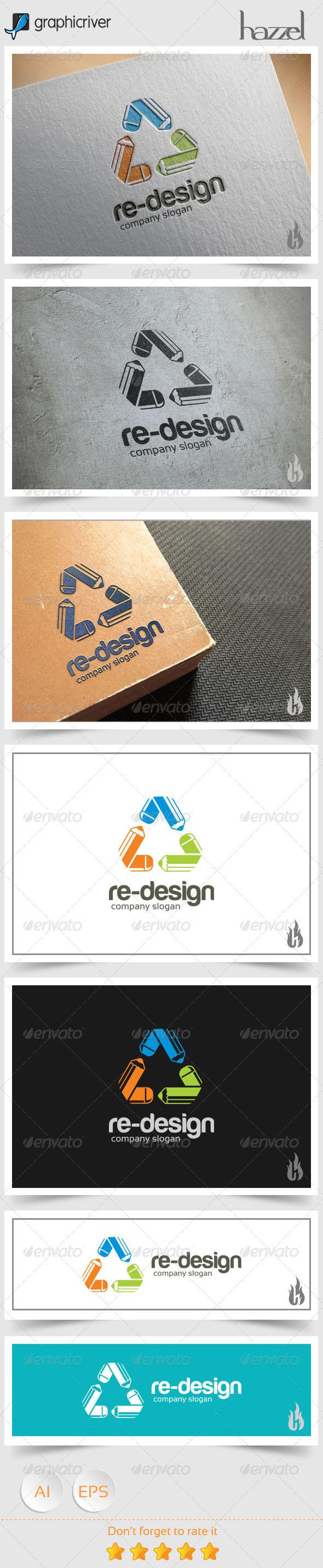 GraphicRiver Redesign Logo 8639790