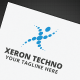 Xeron Techno Logo - GraphicRiver Item for Sale