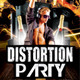Distortion Party - GraphicRiver Item for Sale